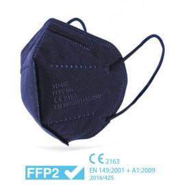 Mascarilla FFP2 AZUL - Caja 10 UDS