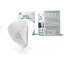 Mascarilla FFP2 - Caja 30 uds Blanca Daily Safe