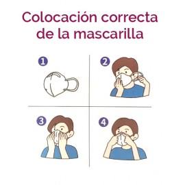 Mascarilla quirúrgica 50 unidades