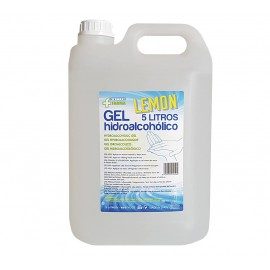 Gel Hidroalcohólico con limón 5L